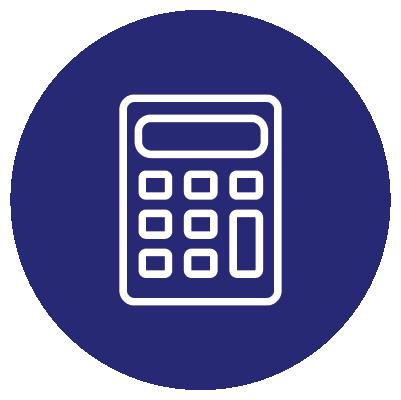 icon - budget plan