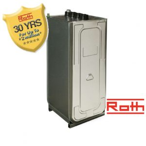 Roth Double Wall Oil Tank from Benvenuti Oil in CT